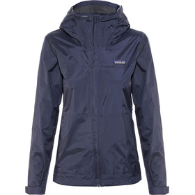 Patagonia Torrentshell Jacket Dame navy blue